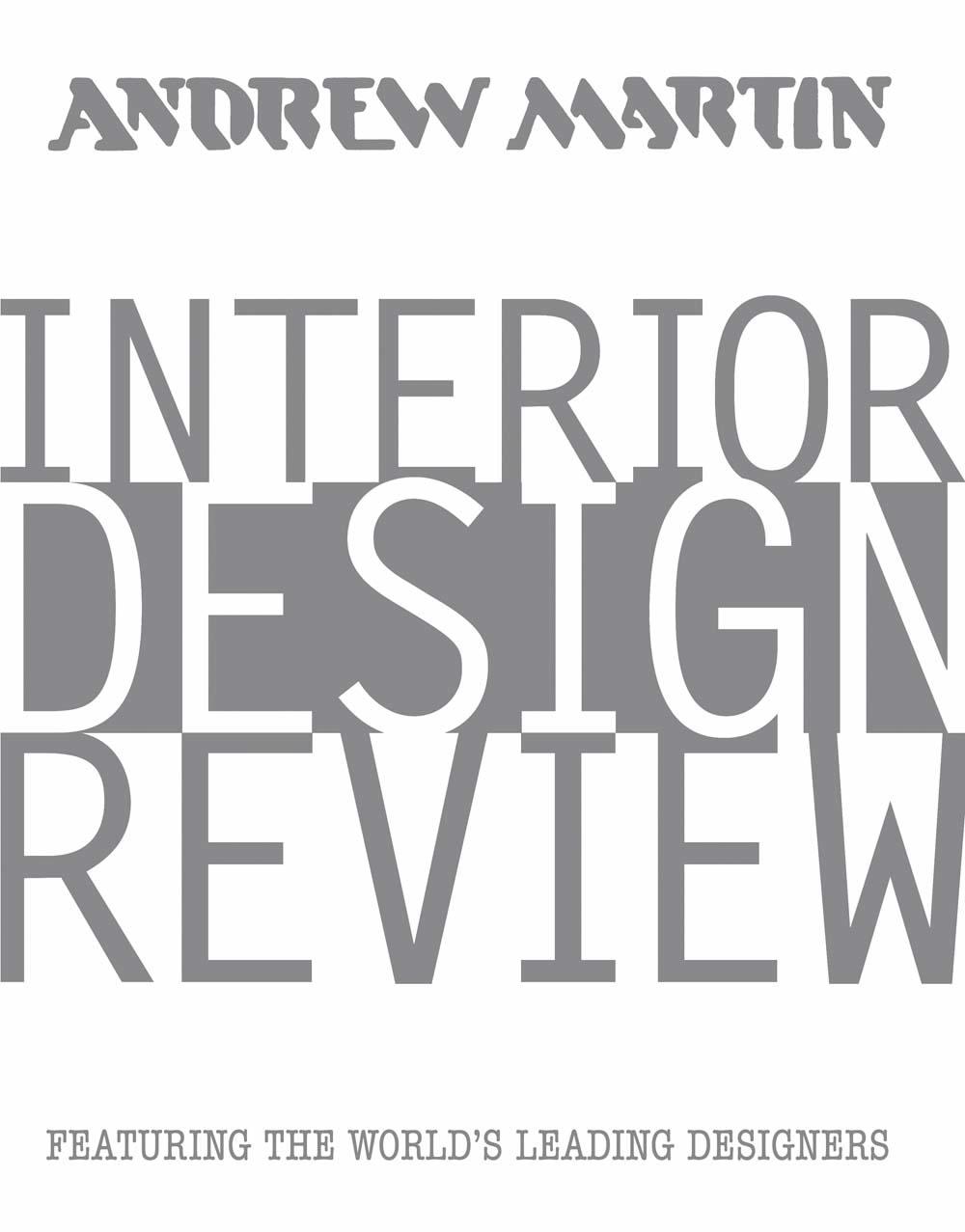 Andrew Martin Interior Design Awards 2009