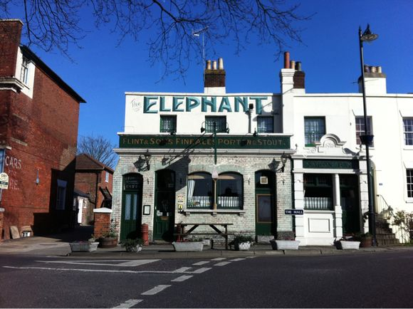 Signage and pubs