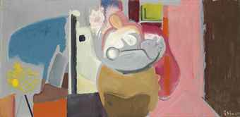 Ivon_hitchens_effect_mother_and_child_d5640030h
