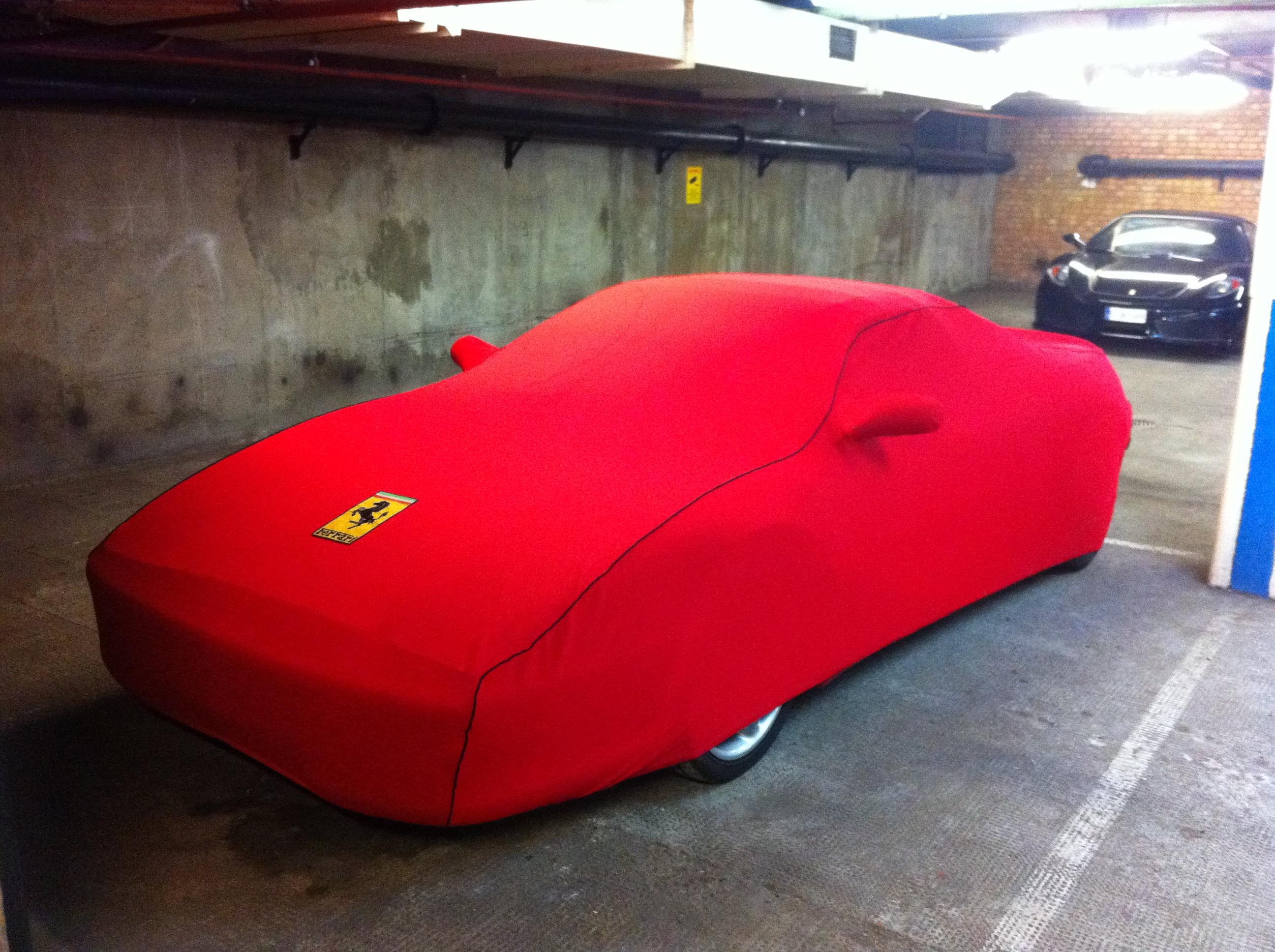 image genuine is ferrari brand loading itm new cover testarossa oem car s indoor part